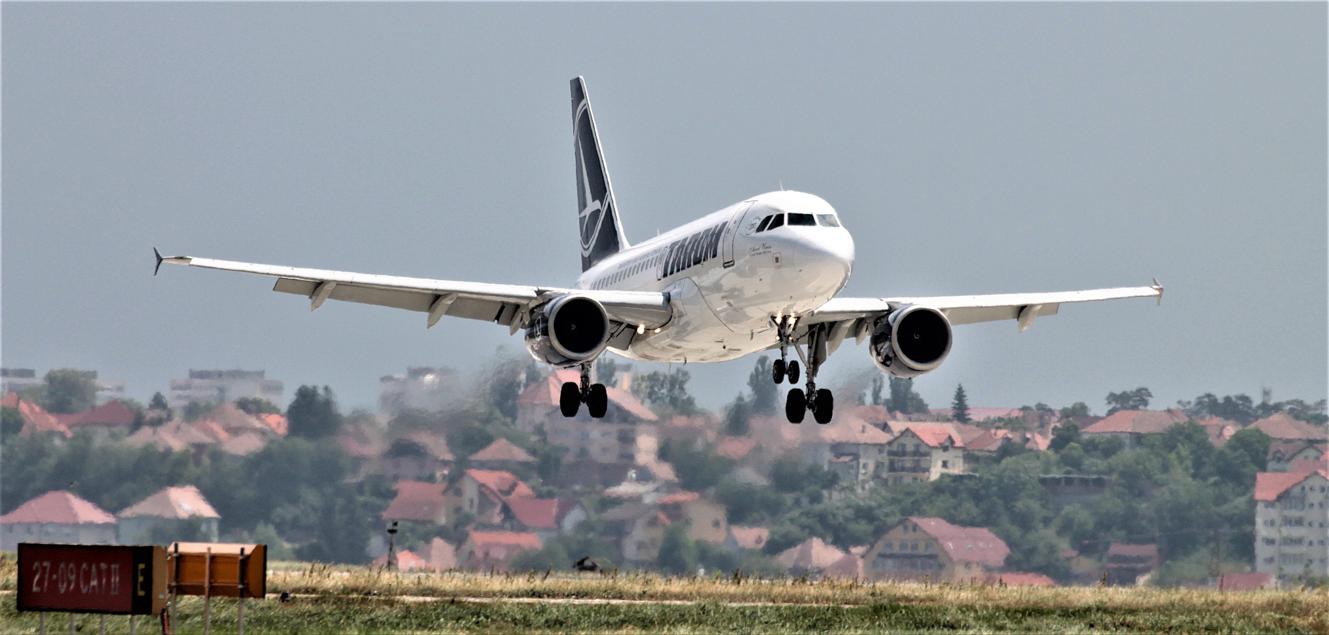Aeroportul Internațional Sibiu. Zboruri directe din Sibiu | 4272 x 2042 jpeg 1690kB